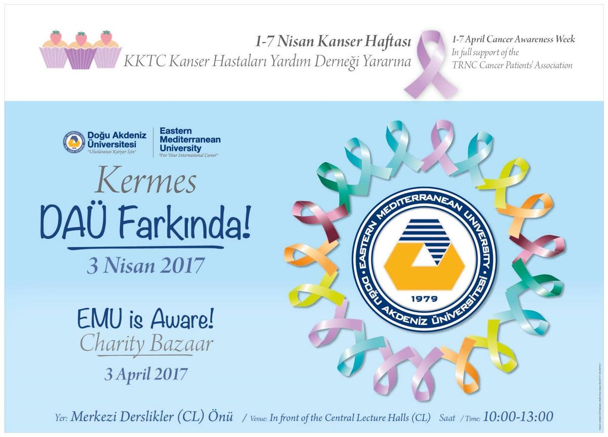 Charity Bazaar ​In full support of the TRNC Cancer Patients Association